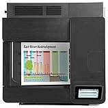Цветной лазерный принтер HP Color LJ Enterprise M651dn  б.у., фото 2