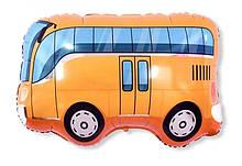 Фольгированный шар большая фигура Автобус 87х62см Китай