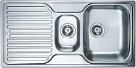 Кухонная мойка TEKA PRINCESS 1 1/2 B 1D полированная