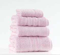 Красивое и мягкое банное полотенце 70х130 см IRYA Classy Pembe