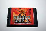 Картридж для Sega Golden Axe 3, фото 2