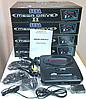 Игровая приставка Sega Mega Drive 2 16 бит 368 вариантов игр | Портативная игровая консоль, фото 2