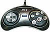 Игровая приставка Sega Mega Drive 2 16 бит 368 вариантов игр | Портативная игровая консоль, фото 3
