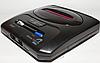 Игровая приставка Sega Mega Drive 2 16 бит 368 вариантов игр | Портативная игровая консоль, фото 4