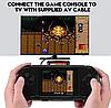 Игровая приставка PSP3 16 бит Sega ретро плеер | Портативная игровая консоль Сега, фото 3