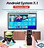 Ігрова консоль X Pro S905X HD+ 64гб Android 4К онлайн TV   Приставка супер про емулятор PSP/PS1, фото 4