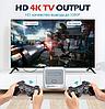 Ігрова консоль X Pro S905X HD+ 64гб Android 4К онлайн TV   Приставка супер про емулятор PSP/PS1, фото 5