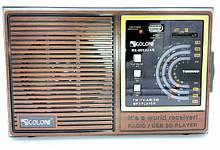 Радиоприемник аккумуляторный GOLON RX-9933UAR