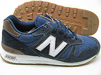 Мужские кроссовки New Balance 1300 джинс синий