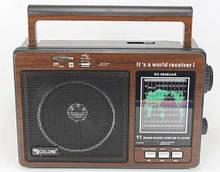 Радиоприемник аккумуляторный GOLON RX-9966UAR