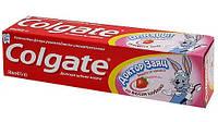 Зубная паста Colgate Детская Доктор Заяц со вкусом клубники 50мл