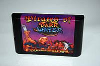 Картридж для Sega Pirates of Dark Water