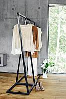 Вешалка стойка напольная в стиле Лофт 1650х1500х400  Рейл, фото 1