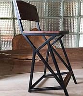 Барний стілець в стилі ЛОФТ 900х400х400 мм Jethro Tull