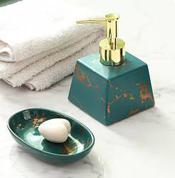Керамічна мильниця для ванної. Модель RD-1336