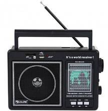 Радиоприемник аккумуляторный GOLON RX-99UAR