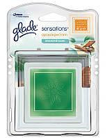 """Освежитель воздуха Glade Sensation арома кристалл """"Океанський оазис"""" 8г"""