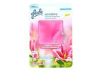 Освежитель воздуха Glade Sensation АромаКристалл сменный блок Цветочное совершенство 9г