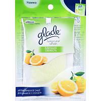 """Саше ароматическое Glade""""Лимонная свежесть"""" для шкафов и комодов, 20 г"""