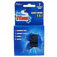 Туалетный Утенок подвесной очиститель для унитаза AQUA  Синий 108 г