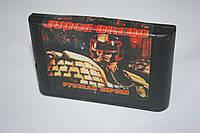 Картридж для Sega Judge Dredd