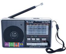 Радиоприемник аккумуляторный GOLON RX-2277BT