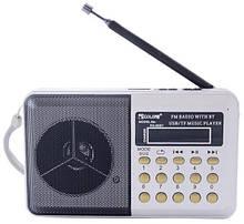 Радиоприемник аккумуляторный GOLON RX-323BT