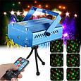 Лазерный проектор с рождественскими узорами, фото 3