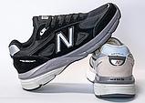 Кросівки чорні в стилі New Balance 520, фото 2