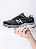 Кросівки чорні в стилі New Balance 520, фото 3