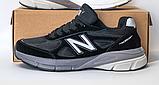 Кросівки чорні в стилі New Balance 520, фото 4