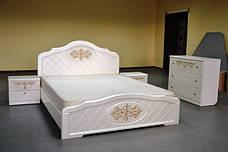 Кровать Лючия (1,40 м.) (ассортимент цветов), фото 2