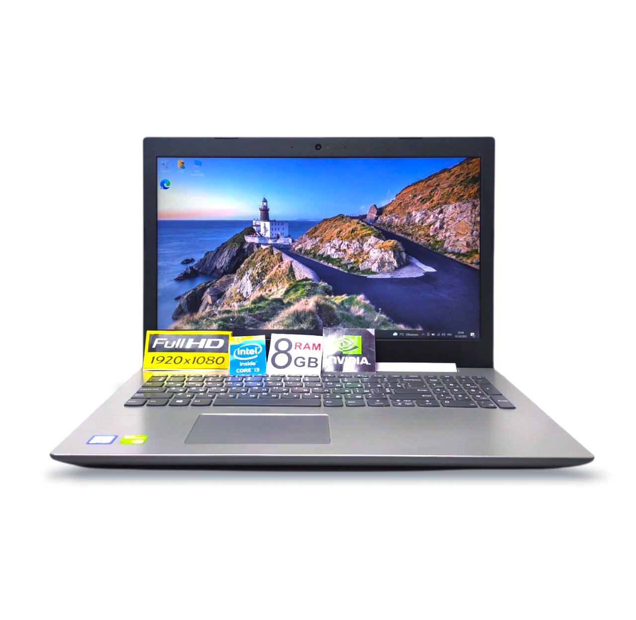 Ігровий Ноутбук Lenovo Ideapad 330 15.6 FHD i3-7020 8GB DDR4 HDD 1TB NVIDIA MX150 2GB GDDR5
