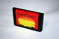 Картридж для Sega The Lion King