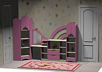 Игровая стенка для детского сада