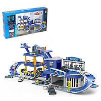 Іграшковий паркінг Cai 660-A204 Поліція