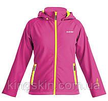 Куртка Hi-Tec Iker JR Carmine Rose 146 Рожевий (5901979176992CR-146)