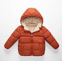 Куртка дитяча Bbl 120 см Коричнева (202073), фото 1