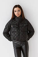 Куртка Suzie Лорайн 146 см Черная КТ42111п, фото 1