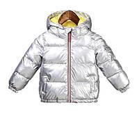 Куртка Wan Pi 150 Сріблястий (212104)