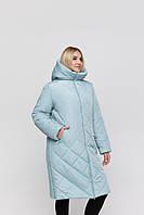 Пальто для вагітних Юла Мама Helsinki L Блакитний OW-40.061, фото 1
