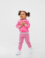 Куртка для дівчинки SMIL 117265 р. 80 Рожевий
