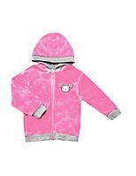 Куртка для дівчинки SMIL 117266-1 р. 92 Рожевий