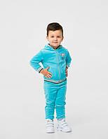 Куртка для хлопчика SMIL 117267 р. 80 Бірюзовий
