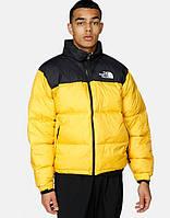Пуховик The North Face 1996 Nuptse Yellow XL