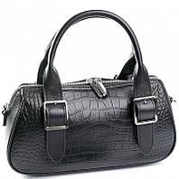 Женская кожаная сумочка клатч AL66609 Black Женские кожаные сумки и кожаные клатчи купить недорого в Украине