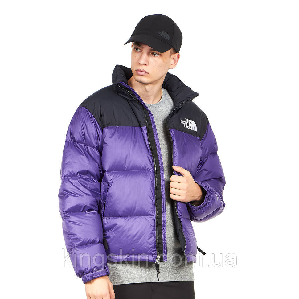 Пуховик The North Face 1996 Nuptse TNF Violet XL