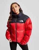 Жіночий пуховик The North Face women's 1996 Nuptse Red Jacket M, фото 1