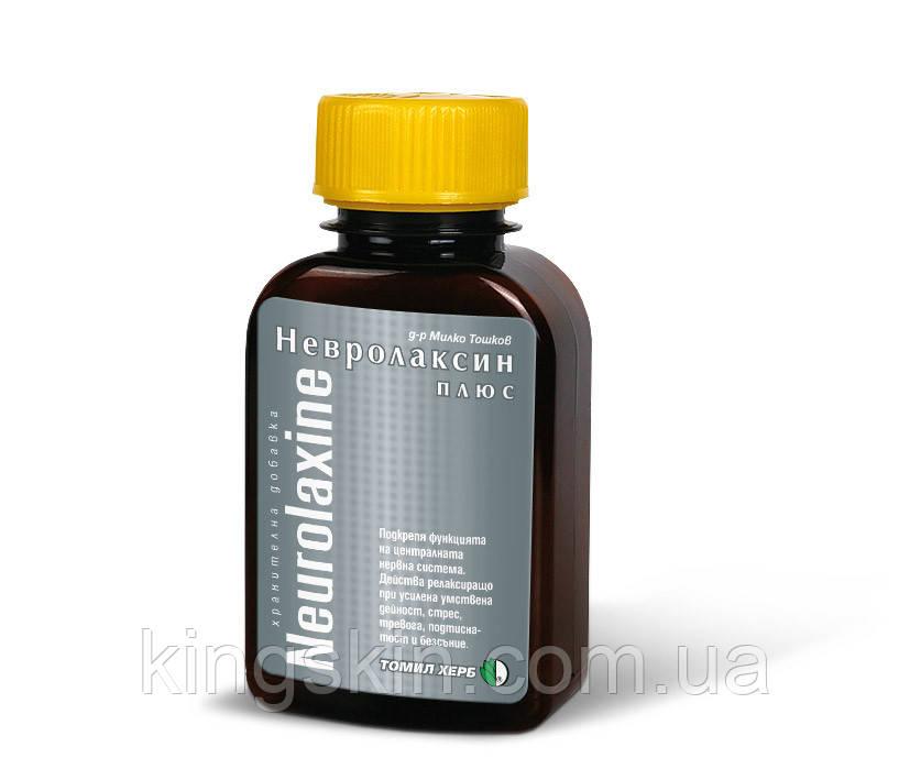 Таблетки Tomil Herb Невролаксин №120, 500 мл.