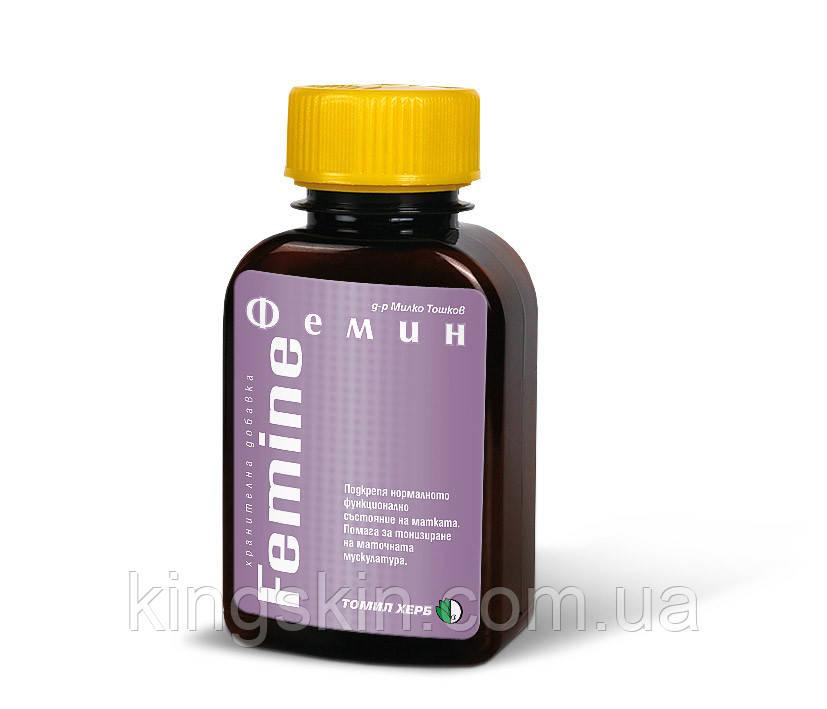 Таблетки Tomil Herb Фемин  №120, 500 мг.
